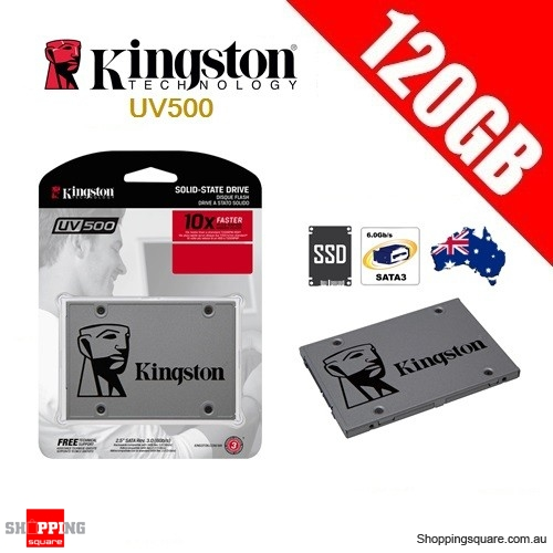Kingston UV500 120GB Solid State Drive SSD SATA 3 PC Computer Laptop Notebook Storage