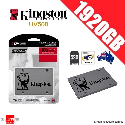 Kingston UV500 1920GB Solid State Drive SSD SATA 3 PC Computer Laptop Notebook Storage