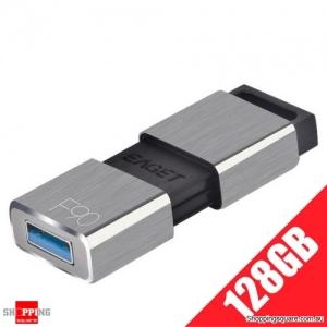 EAGET F90 Capless High Speed USB 3.0 Flash Drive - 128GB
