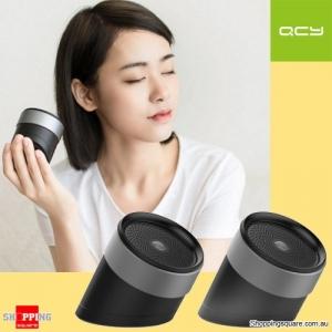 2 Pcs of QCY QQ1000 Air TWS Bluetooth Stereo Audio Speaker