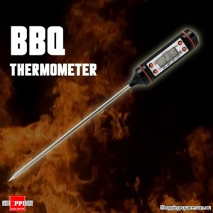 Digital Food Thermometer Kitchen Cooking BBQ Food Meat Probe Pen Style Household Thermometer