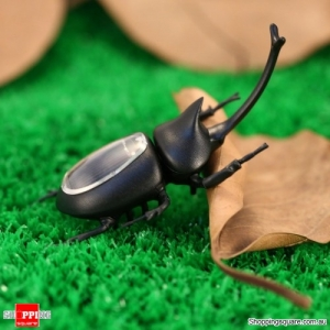 11.5cm Cute Solar Beetle Solar Powered Toy Beetle Children's Educational Toy Kids solar energy