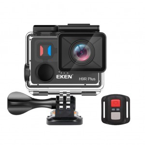 EKEN H9R PLUS 4K UHD 30m Waterproof WiFi Sports Action Camera with 2.4G Remote