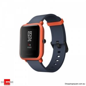 Xiaomi AMAZFIT Bip Pace Youth GPS GLONASS Bluetooth 4.0 IP68 Smart Watch International Version-Orange
