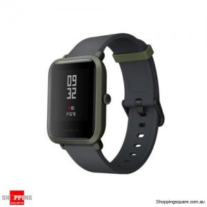 Xiaomi AMAZFIT Bip Pace Youth GPS GLONASS Bluetooth 4.0 IP68 Smart Watch International Version-Green