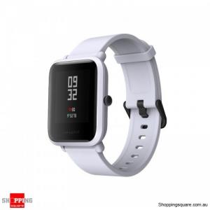 Xiaomi AMAZFIT Bip Pace Youth GPS GLONASS Bluetooth 4.0 IP68 Smart Watch International Version-Light Gray