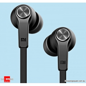 Xiaomi Piston Colorful Version In-Ear Earphone Stereo Bass with remote and Mic For Xiaomi - Blue