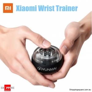 Xiaomi Yunmai Wrist Trainer exercise arm Force Ball Exercise Tools With Light Safety Strap