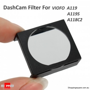 VIOFO Car Dash Camera CPL Filter Lens Cover for VIOFO A118C2 / A119 / A119S
