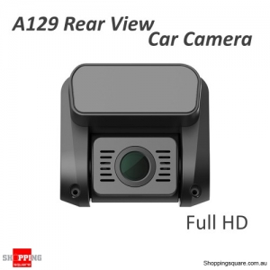 A129 Car Rear View Camera With Sony Starvis Image Sensor