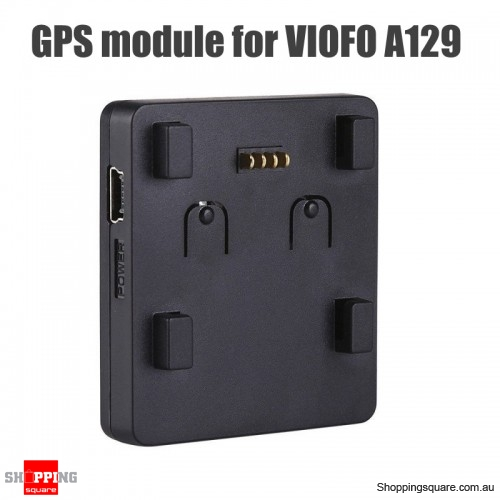 GPS Module for VIOFO A129 Car Dash Camera