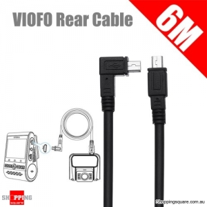 6M VIOFO Rear Cable Wire Connect for A129 Duo Dash Camera