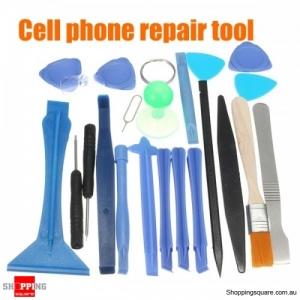 22-in-1 Cell Phone Sucker Kits Sucker Pry Screwdriver Repair Tool brush