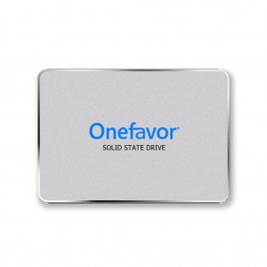 "Onefavor W500 120GB SSD Solid State Drive 2.5"" SATA3 500MB/s"