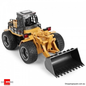 RC Construction Car Remote Control Truck - Bulldozer 1520
