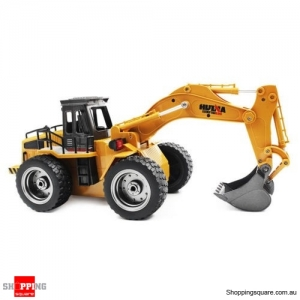 RC Construction Car Remote Control Truck - Excavator 1530