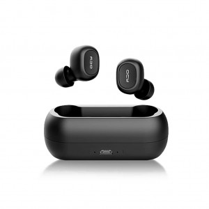 [True Wireless]QCY T1 Bluetooth 5.0 TWS Earbuds Mini HiFi Earphones with Charging Box