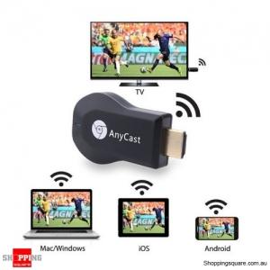 M4 Plus Wireless Display Dongle 1080P TV Display Dongle Stick Built-in Wi-Fi module