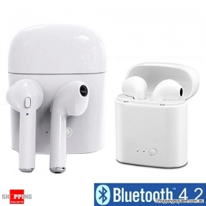 Wireless Headset Bluetooth Earphones Headphones For iPhone XS Max XR X 8 Android
