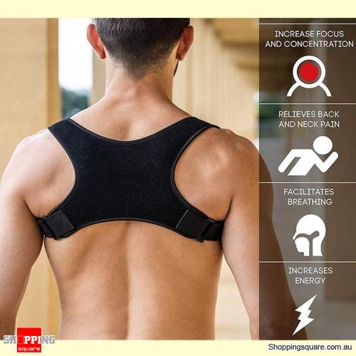 Adjustable Posture Corrector Humpback Correction Belt Pain Relief Back Spine Prevent short-sightedness Support
