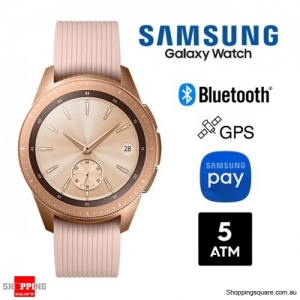 Samsung Galaxy Watch R810 42mm Bluetooth Smartwatch Rose Gold