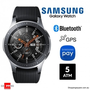 Samsung Galaxy Watch R800 46mm Bluetooth Smartwatch Silver