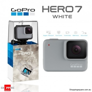 GoPro HERO7 Action Camera Full HD Video White