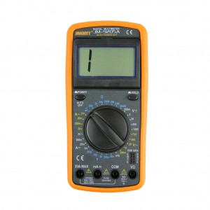 JAKEMY JM-9205A Handheld LCD Digital Multimeter with Drop Resistance Case