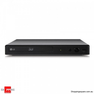 LG BP550 Wireless Network DVD 3D Blu-Ray Media Disc Player - Refurbished