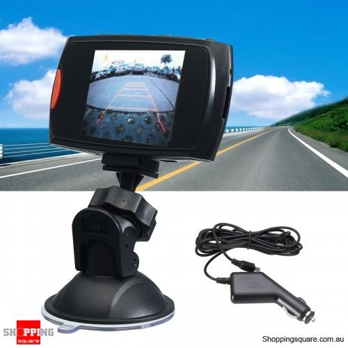 "2.3"" Full HD 1080P DVR USB Car Camera Dash Cam Night Vision Recorder with mic"