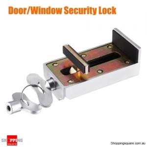 Adjustable Zinc Alloy Anti-Slip Door Window Limit Security Lock