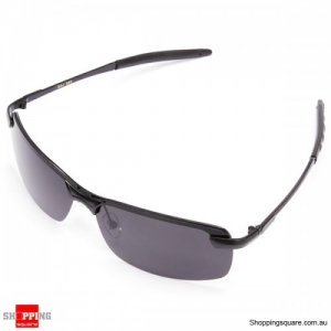 UV400 Polarized Glasses Bike Bickele Cycling Sunglasses - Gray