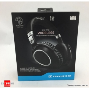 Sennheiser PXC 550 Wireless Adaptive Noise Cancellation Headphones