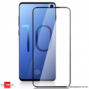 Samsung Galaxy S10 Full Cover Tempered Glass Screen Protector