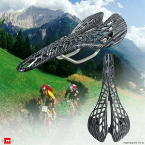 Carbon Mountain MTB Road Bicycle Bike Cycling Hollow Monopolization Design Saddle Seat