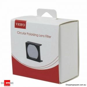 VIOFO CPL Circular Polarize Lens Filter for Dashcam A129 A119S A119 A119 Pro