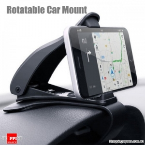 Non Slip 360° Rotatable Rotation Dashboard Car Mount Mobile Phone Holder