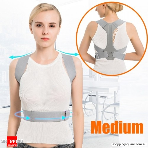 Spine Posture Corrector Back Support Back Pain Relief Humpback Lumbar - Small