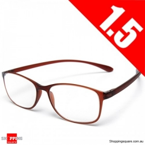 High Grade Unbreakable Resin TR90 Reading Glasses - 1.5