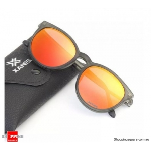 Polarized Magnetic Clip On Sun Glasses Ultralight Sun Driving Glasses with Case - 002