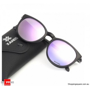 Polarized Magnetic Clip On Sun Glasses Ultralight Sun Driving Glasses with Case - 003