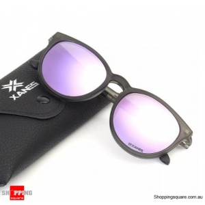 Polarized Magnetic Clip On Sun Glasses Ultralight Sun Driving Glasses with Case - 006