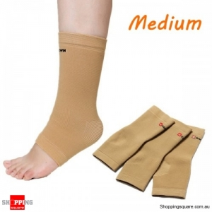1pc Health Care Ankle Brace Support Protector Sport Fitness - Medium