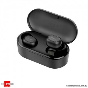 QCY T1S Wireless Bluetooth 5.0 Headset Black Colour