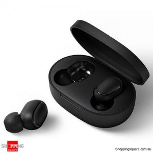 Xiaomi Redmi AirDots TWS Bluetooth 5.0 Earbuds Headset Black Colour