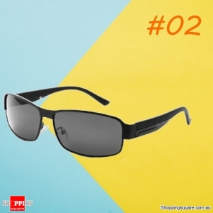 Anti-UV Polarized Sunglasses Summer Outdoor Sports Glasses Sun Goggle Driving - 02