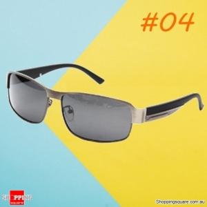 Anti-UV Polarized Sunglasses Summer Outdoor Sports Glasses Sun Goggle Driving - 04