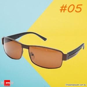 Anti-UV Polarized Sunglasses Summer Outdoor Sports Glasses Sun Goggle Driving - 05
