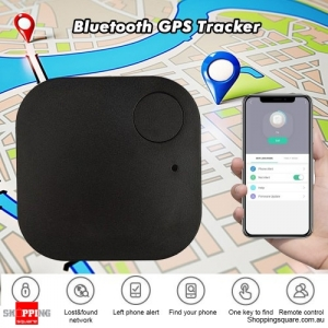 Bluetooth Smart Finder GPS Tracker Pet Wallet Key Finder Locators Alarm Remote Control