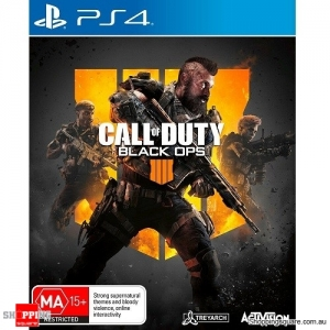 COD Call of Duty Black Ops 4 PS4